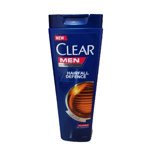 شامپوی تقویت کننده و ضد ریزش موی سر کلیر ویژه آقایان (۴۰۰ میلی لیتر)
