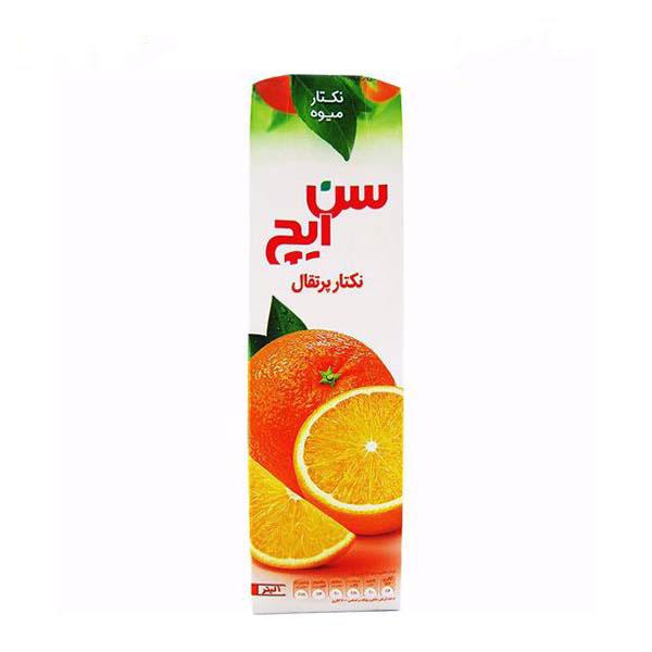 آبمیوه نکتار پرتقال سن ایچ یک لیتری