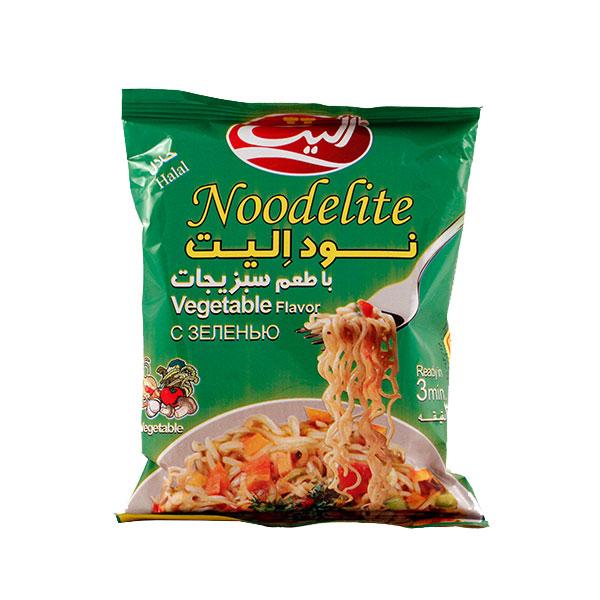 نودالیت با طعم سبزیجات 75 گرمی