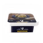 حلوا ارده شکری ساده ۴۰۰ گرمی حلوای عقاب