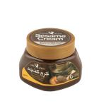 کرم کنجد با طعم کاکائو ۳۵۰ گرمی حلوای عقاب