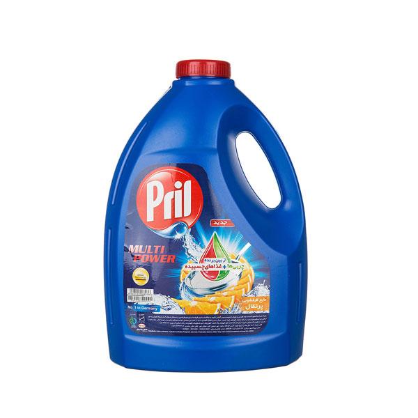 مایع ظرفشویی پریل 3750 گرمی