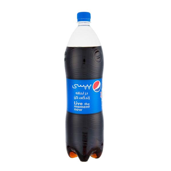 نوشابه 1.5 لیتری پپسی