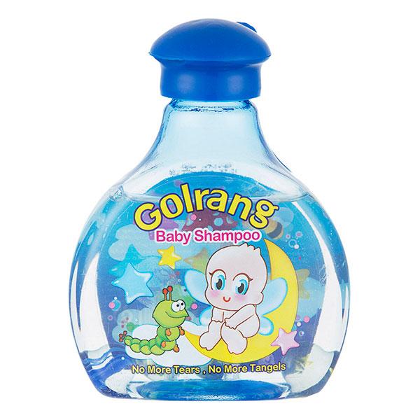 شامپو بچه تیله ای ۲۱۰ گرمی آبی گلرنگ