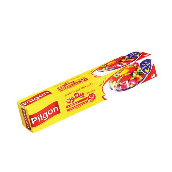 روکش محافظ غذا سلفون ۱۰متری- عرض ۴۰