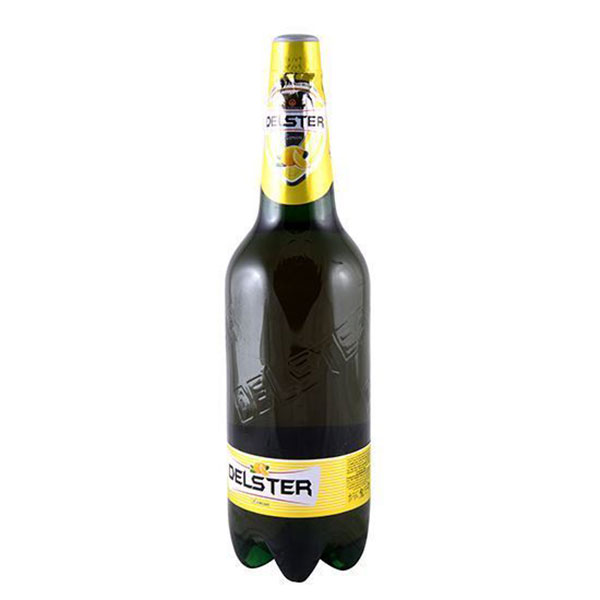 ماءالشعیر (آبمیوه گازدار) لیمویی دلستر بهنوش (1.5 لیتری)