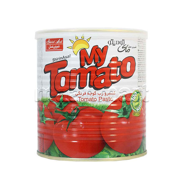 رب گوجه فرنگی مای تومیتو (قوطی ۴۰۰ گرمی)