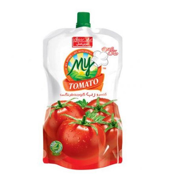 رب گوجه فرنگی ۲۵۰ گرمی مای تومیتو