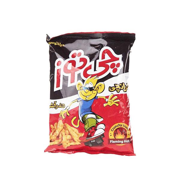 کرانچی تند و آتشی چی توز (55 گرم)