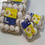 تخم مرغ (بسته 16 تایی)