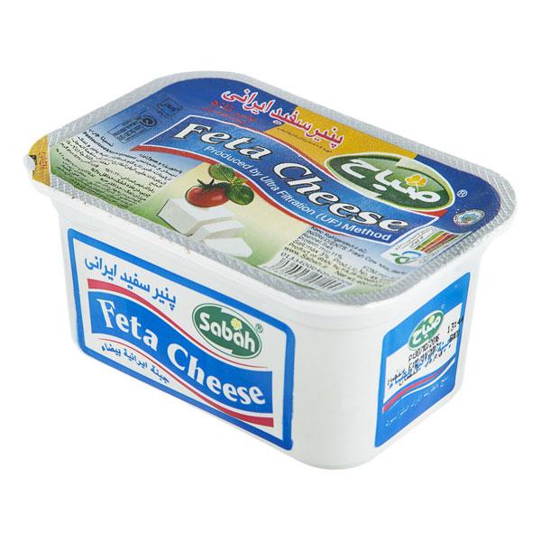 پنیر سفید تازه ایرانی صباح (400 گرمی)