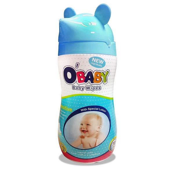 دستمال مرطوب کودک او بیبی