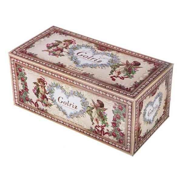 دستمال کاغذی گلریز ۳۰۰ برگ (100 برگ سه لا) طرح فرشته