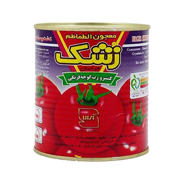 رب گوجه فرنگی 800 گرمی زشک