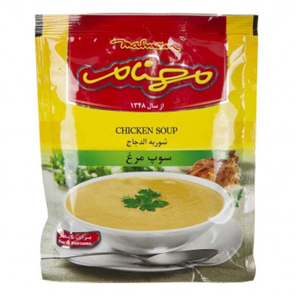 سوپ مرغ مهنام