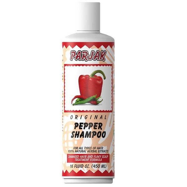 شامپو فلفل پرژک (۴۵۰ گرمی)