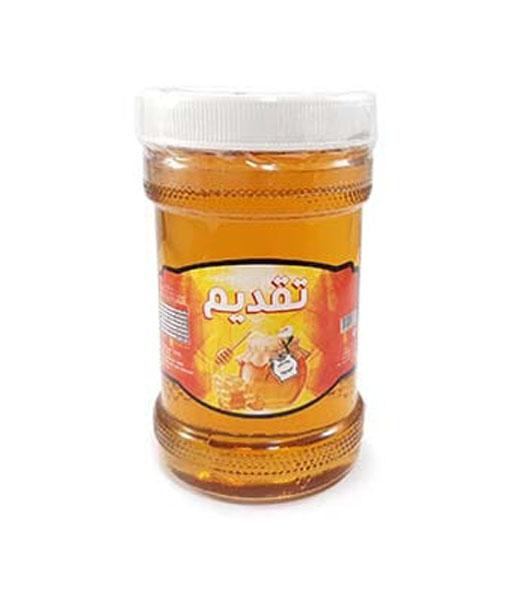 عسل تقدیم شیشه ای