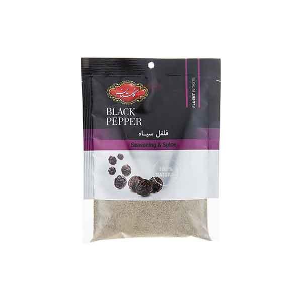 فلفل سیاه گلستان (۲۵ گرم)