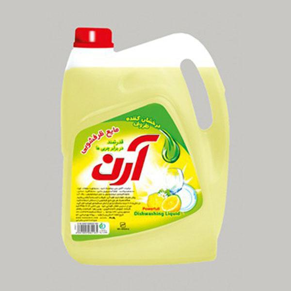 مایع ظرفشویی آرن 4 لیتری