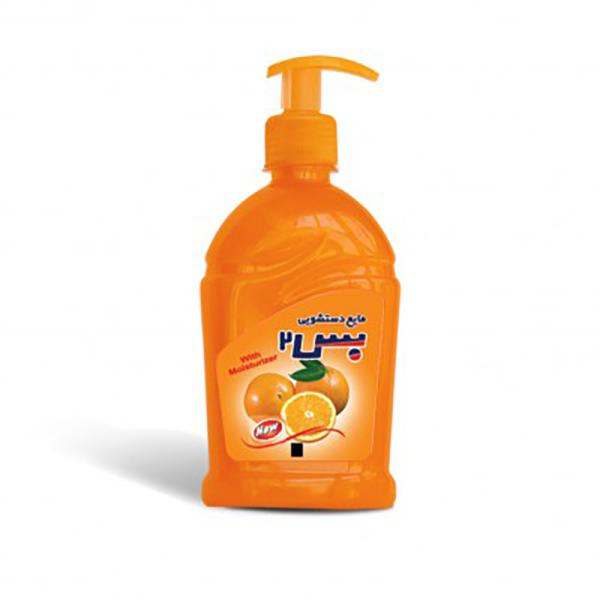 مایع دستشویی بس پرتقال