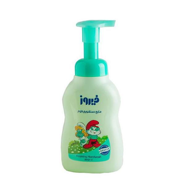 مایع دستشویی کودک فیروز
