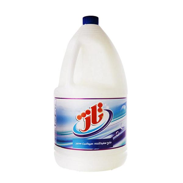 مایع سفید کننده تاژ ۴ لیتری