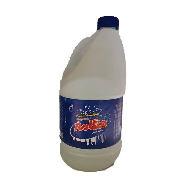 مایع سفید کننده هنگامه (۳ لیتری)