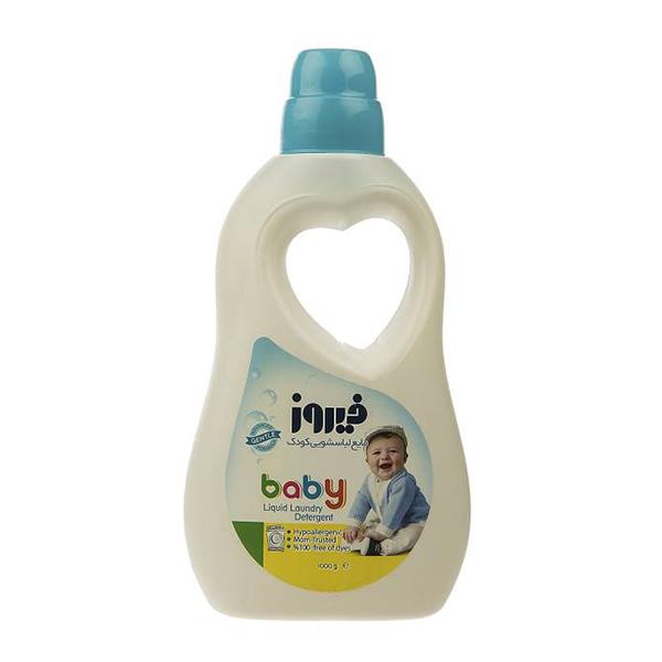 مایع لباسشویی کودک فیروز ۲ لیتری