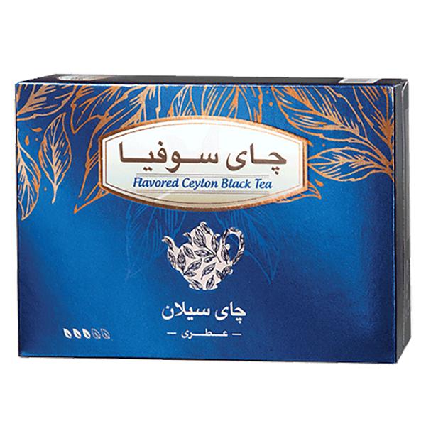چای سوفیا عطری سیلان پاکتی