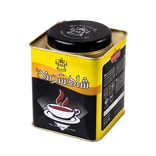 چای شاهسوند قوطی 500 گرمی