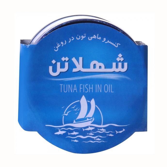 کنسرو تن ماهی شهلا تن (180 گرمی)