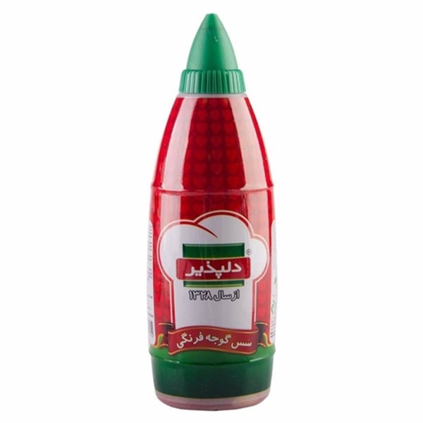 سس گوجه فرنگی موشکی دلپذیر (۴۵۶ گرم)