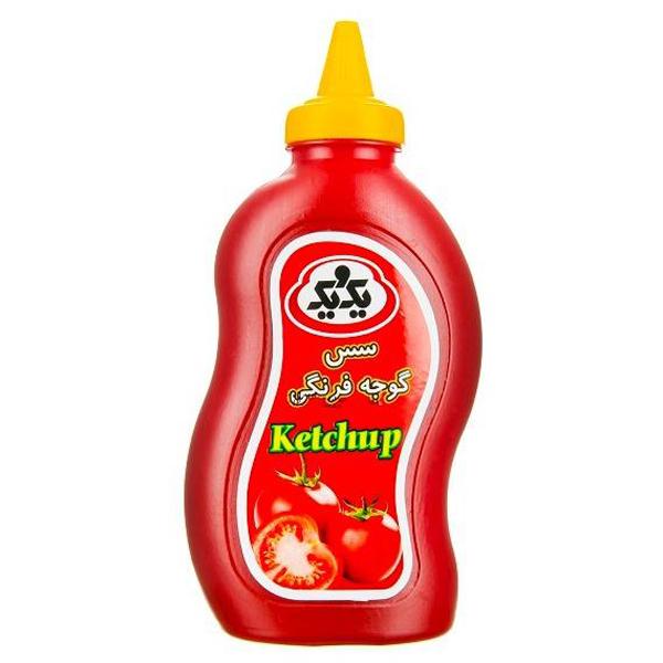 سس گوجه فرنگی 550 گرمی یک و یک