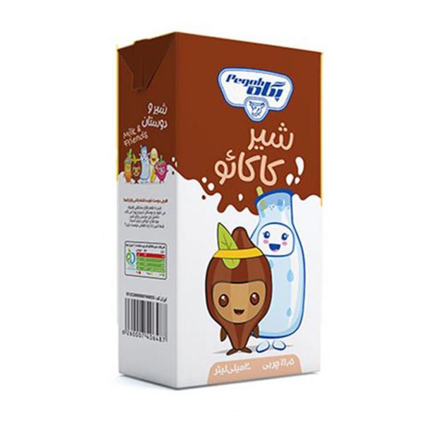 شیر کاکائو پگاه (200 گرمی)