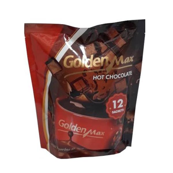 شکلات داغ گلدن مکس