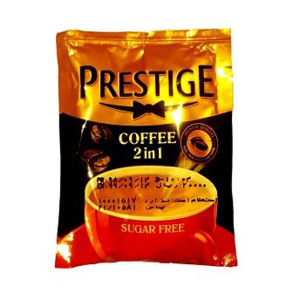 قهوه فوری بدون شکر پرستیژ