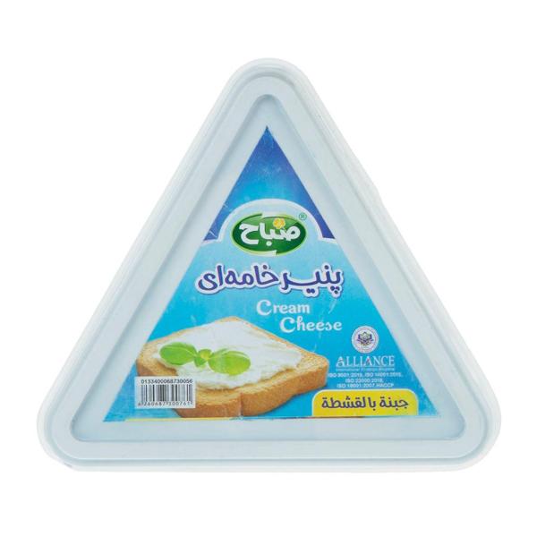 پنیر خامهای مثلثی صباح (۱۱۰ گرمی)