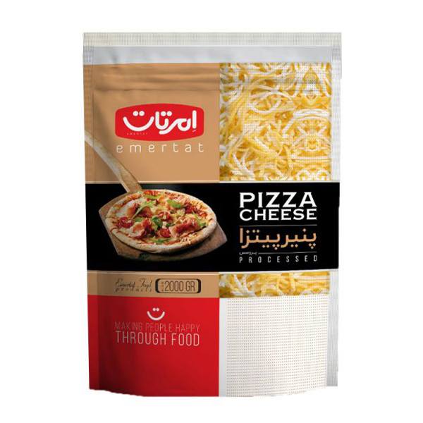 پنیر پیتزا امرتات فله (500 گرم)