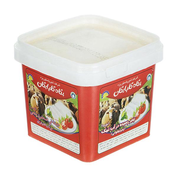 پنیر رسیده در آب نمک با طعم لیقوانی پگاه (400 گرمی)