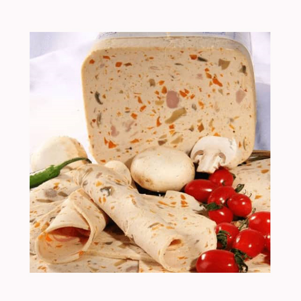 ژامبون قارچ و مرغ (نیم کیلو)