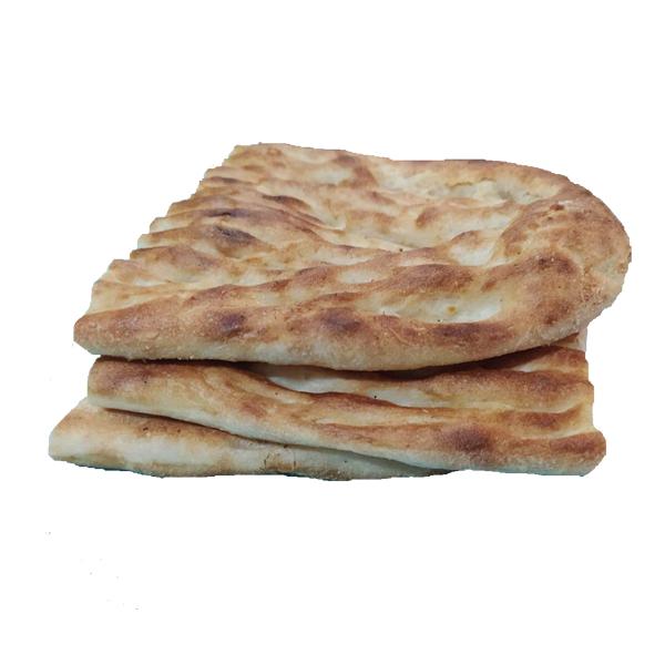 نان بربری بزرگ بهداشتی فریز شده (1 عدد)