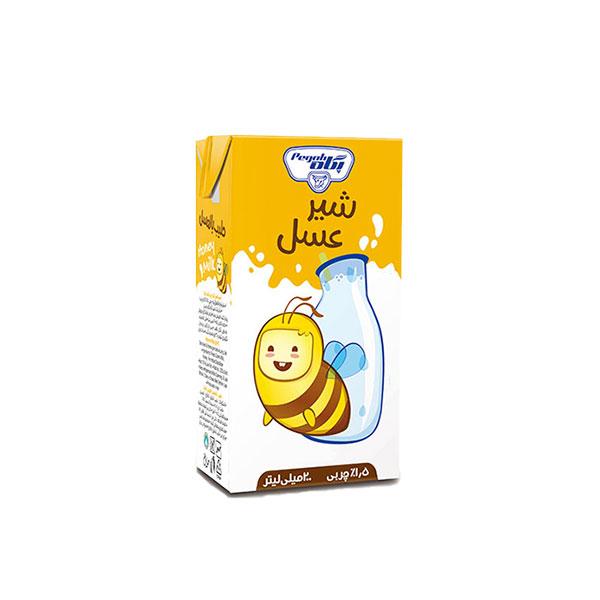شیر عسل تتراپک استریل 1/5 درصد چربی پگاه