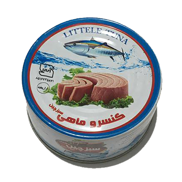 کنسرو ماهی سبزه چین (180 گرم)