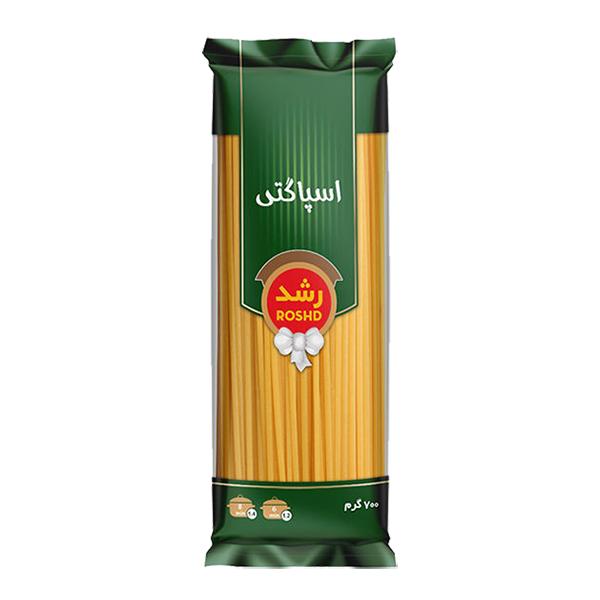 ماکارونی رشته ای (اسپاگتی) رشد (700 گرم)