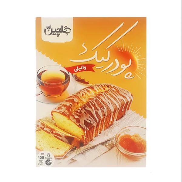 پودر کیک وانیلی هلچین (450 گرم)
