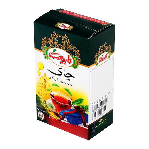 چای سیاه شکسته سیلان ممتاز طبیعت (450 گرم)