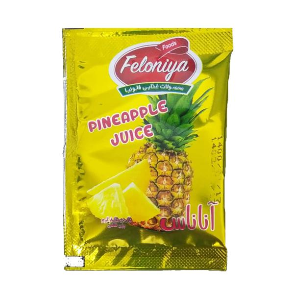 پودر شربت آناناس فلونیا (8.5 گرم)