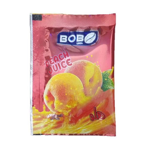 پودر شربت هلو بوبو (8.5 گرم)