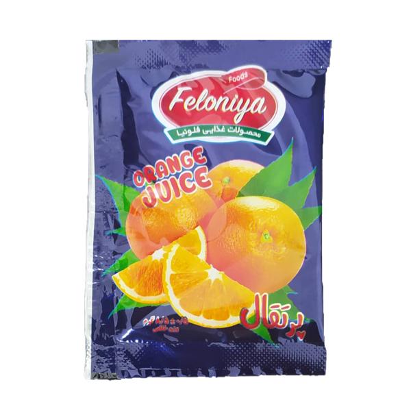 پودر شربت پرتقال فلونیا (8.5 گرم)