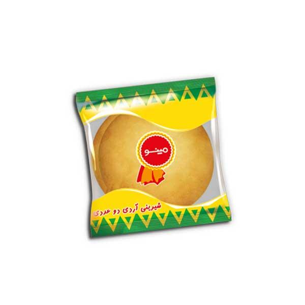 کلوچه دوقلوی مینو با طعم پرتقال